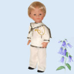 D'Nenes First Holy Communion dolls for gifts and play