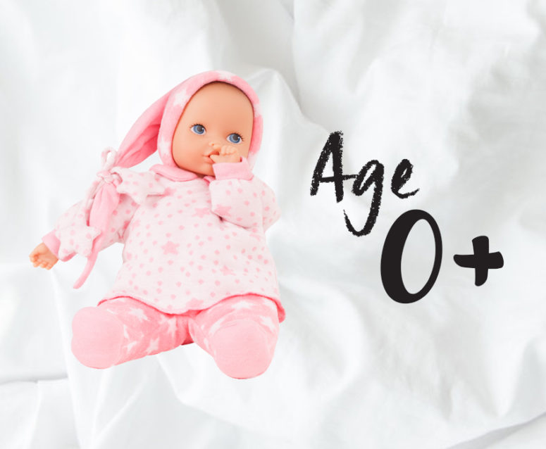 Finding the right doll for a baby
