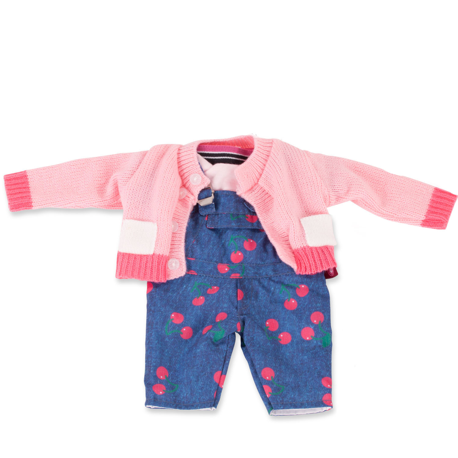 Baby Doll Clothes & Shoes, 42cm, M