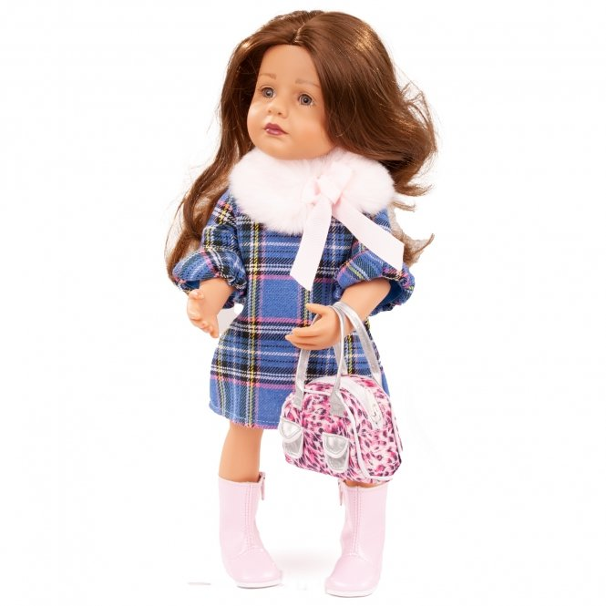 Girl Doll Clothes & Shoes 36cm, XM