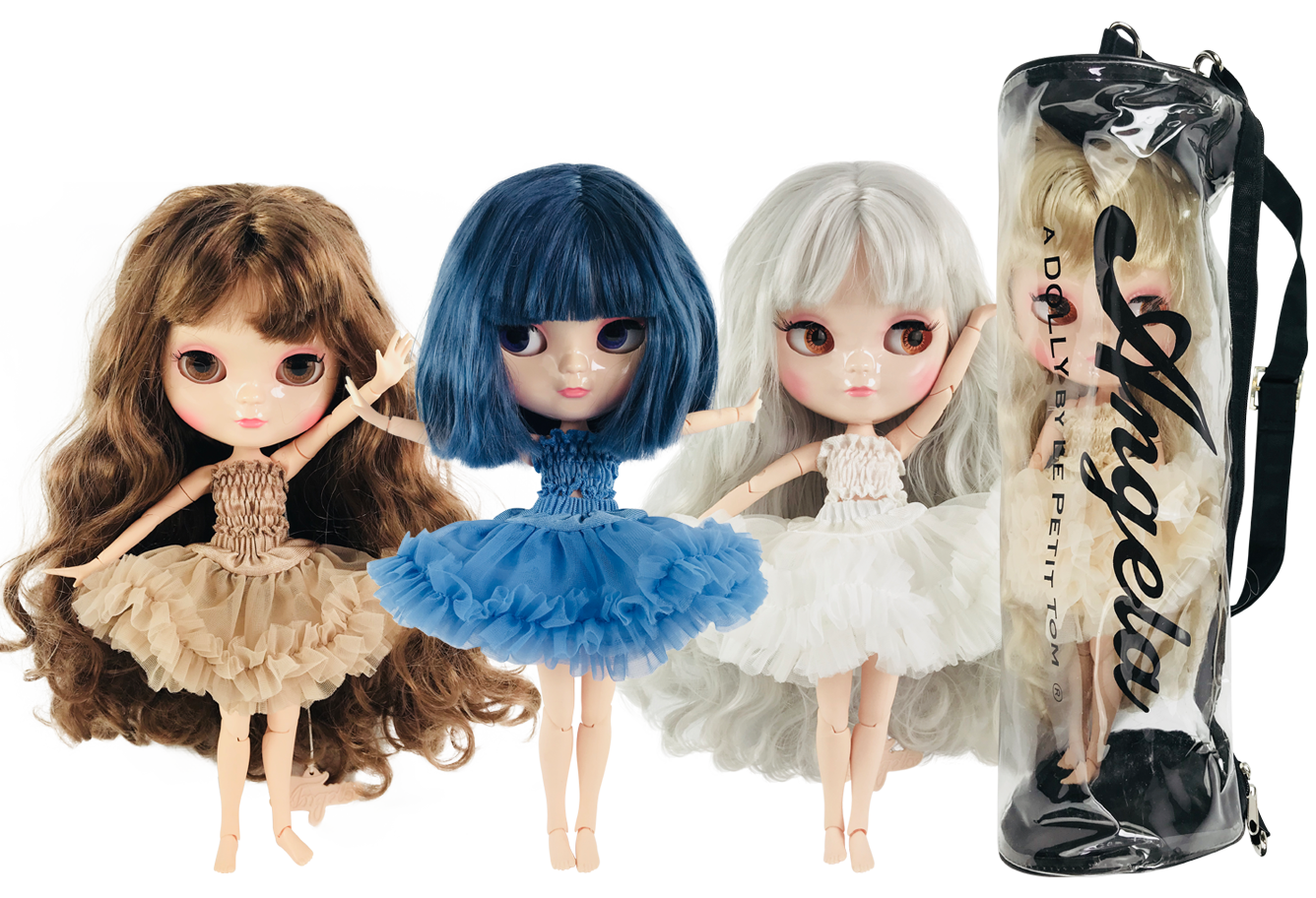 Angela Dolls - Icy Dolls