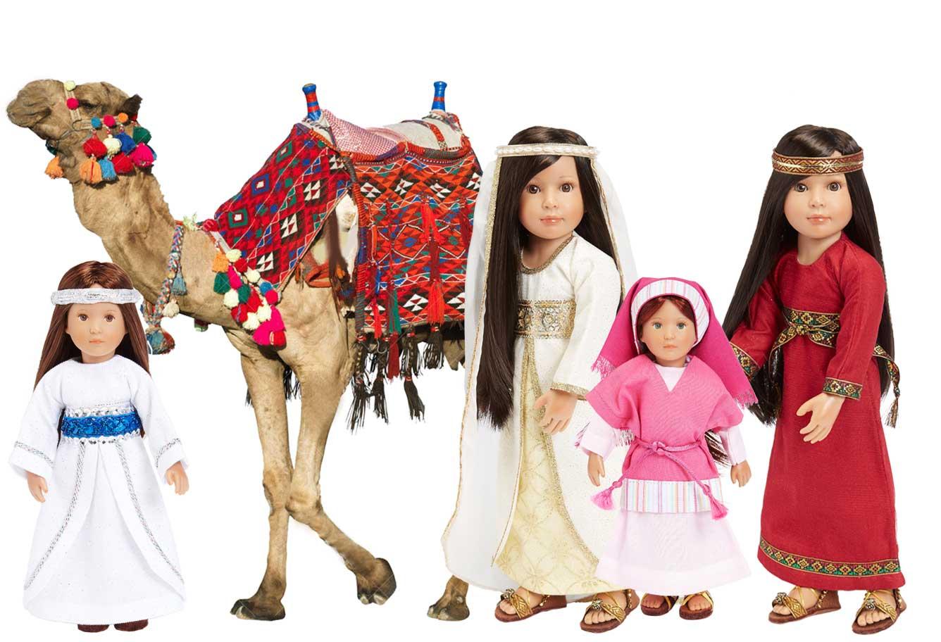 Fun In Faith Dolls