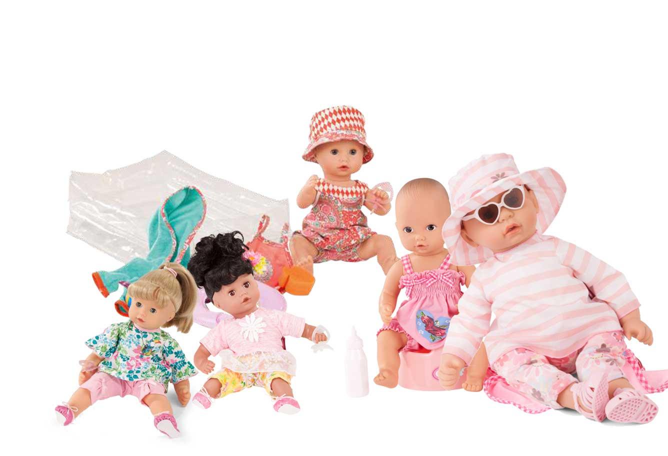 Baby & Toddler Dolls