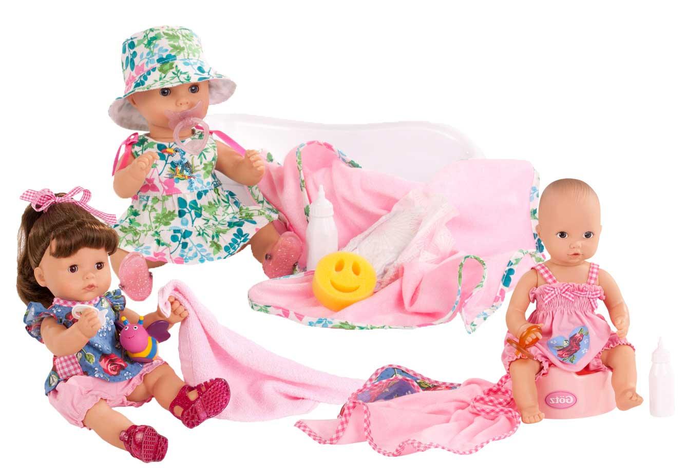 Aquini Bath Dolls, S, M