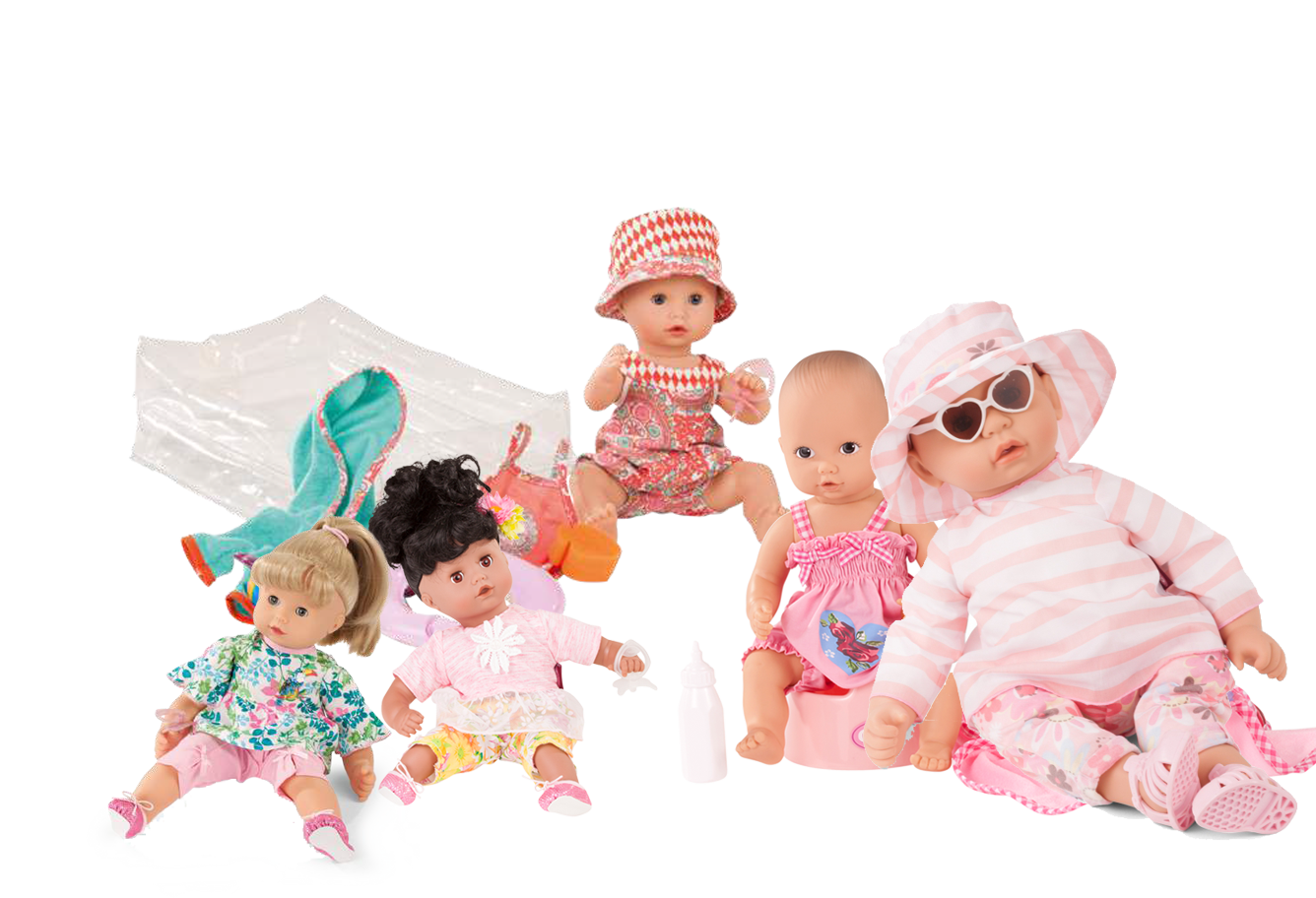 Baby & Toddler Dolls