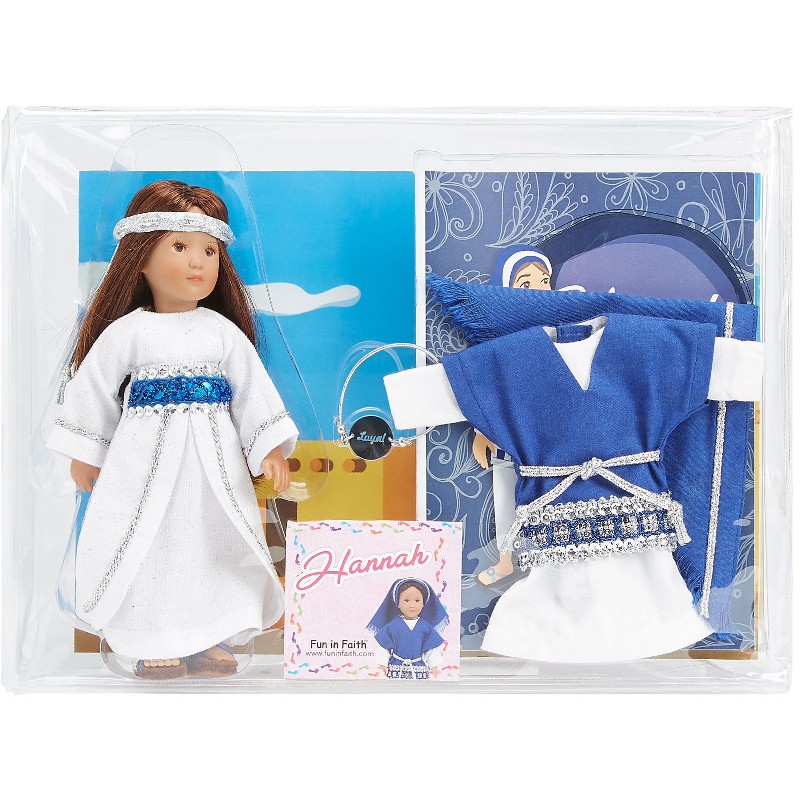 Fun In Faith 21cm Mini Dolls