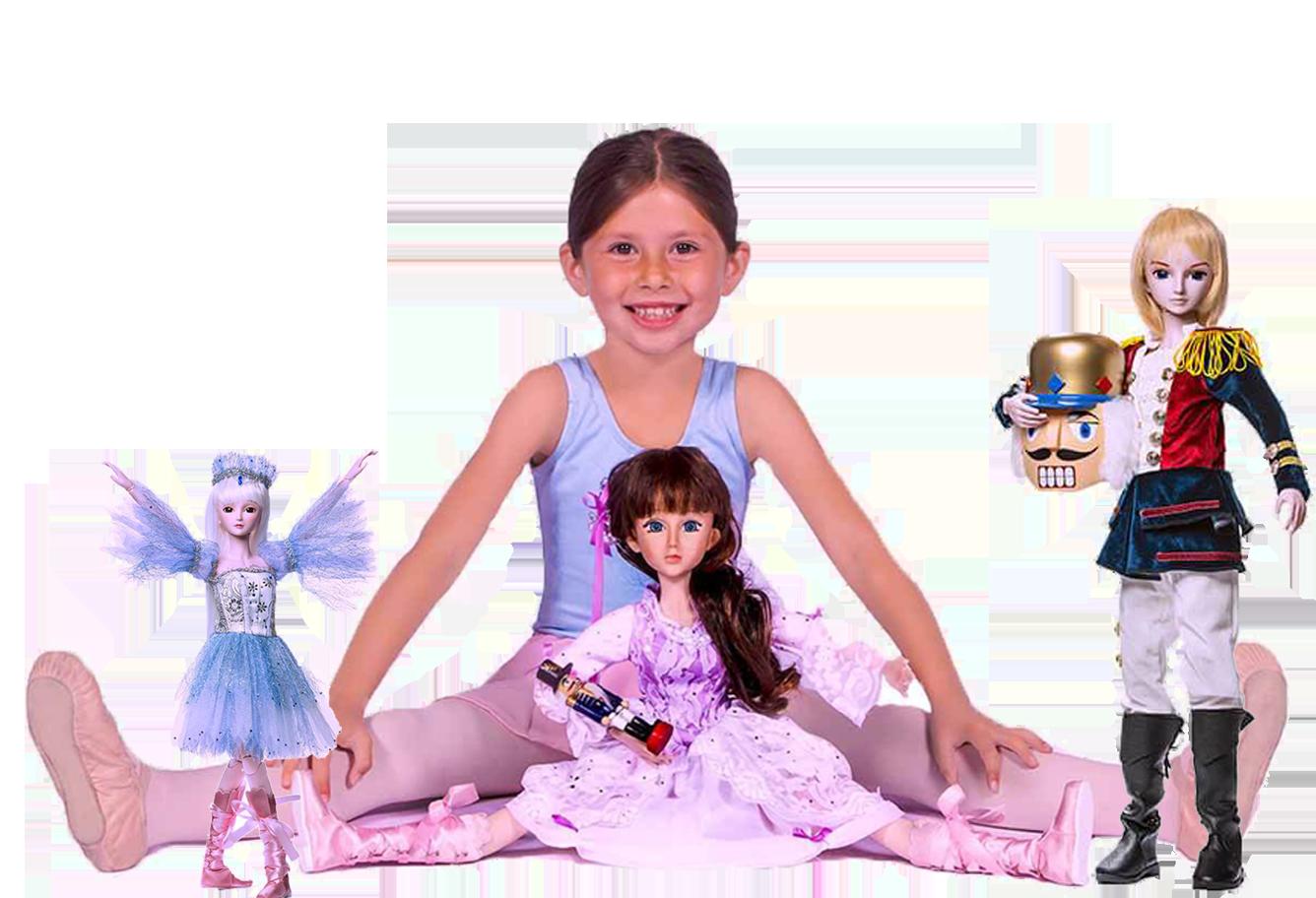 My Ballerina Dolls