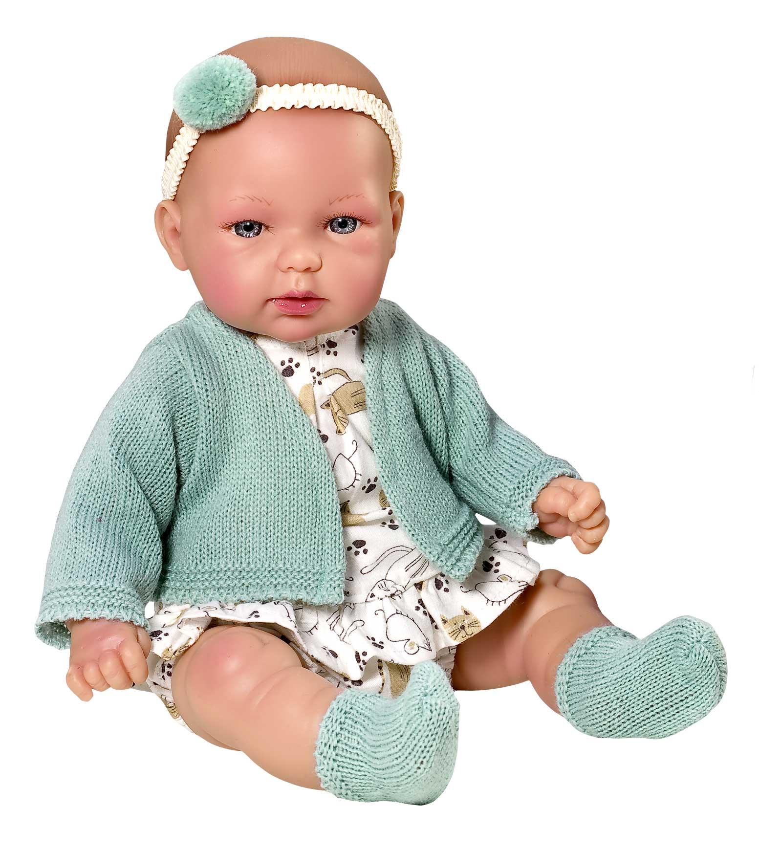 28cm Baby Olivia & Tommy Dolls