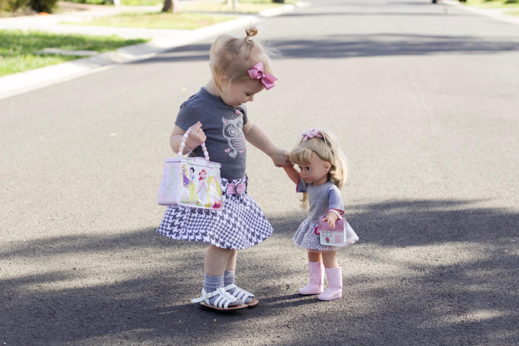 Dolls By Age