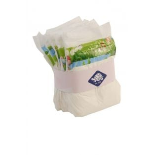 Schildkrot Doll Nappies For Dolls 40-52 cm (Pack of 5)