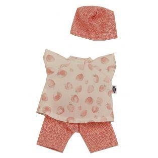 Schildkrot Schmuserle Strawberries & Cream Outfit 28cm