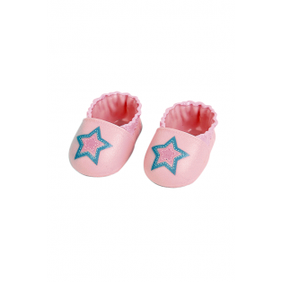 Schildkrot Pink Shoes For 37cm Doll