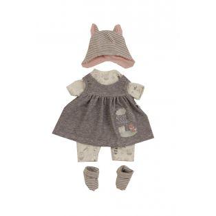 Schildkrot Clothes for doll  Schlenkerle / Schlummerle / Strampelchen Baby Doll, 37cm