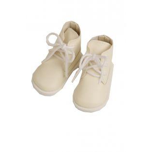 Schildkrot Yella Ivory-White Boots