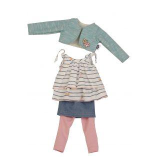 Schildkrot Yella Doll 46cm Redhead's Clothing Set 2020