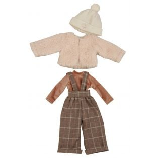 Schildkrot Yella Doll 46cm Blonde's Clothing Set 2020