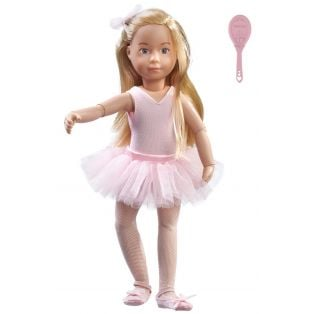 Kruselings Vera Ballet Lesson Action Doll 23cm alternate image