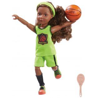 Kruselings Joy Action Doll Basketball Star Player 23cm alternate image
