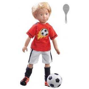 Kruselings Michael Boy Action Doll Soccer Ace 23cm alternate image
