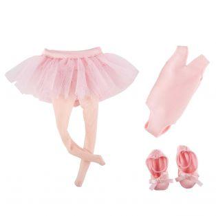 Kruselings Vera Ballet Lesson Clothes 23cm