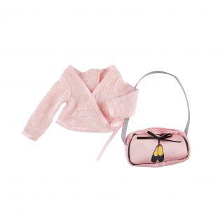 Kruselings Vera Ballet Jacket with Bag 23cm