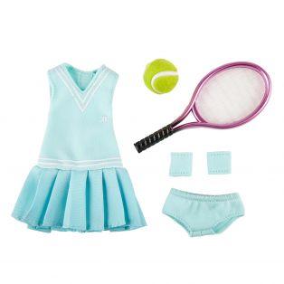Kruselings Tennis Outfit 23cm