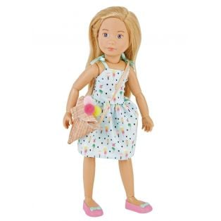 Kruselings Vera Sweet Mint Girl Action Doll 23cm alternate image
