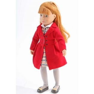 Kruselings Chloe English Rose Action Doll 23cm alternate image