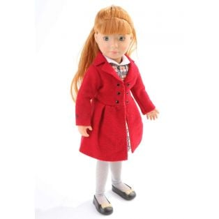 Kruselings Chloe English Rose Action Doll 23cm