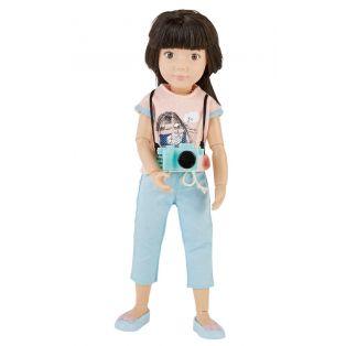 Kruselings Luna Cute Photographer Action Doll 23cm alternate image