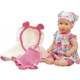 Kathe Kruse Planscherle Bath Baby Doll Merle 30cm