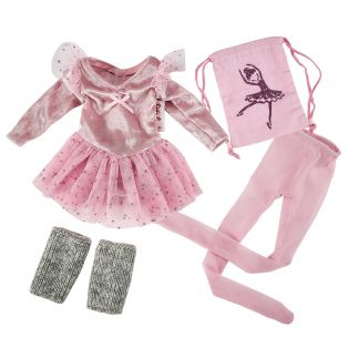 Kathe Kruse La Bella Ballerina Outfit 42cm