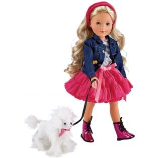 Kathe Kruse La Bella Hazel Doll 42cm