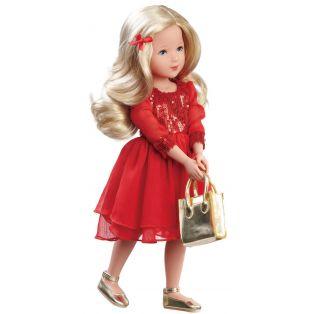 Kathe Kruse La Bella Crystal Doll 42cm