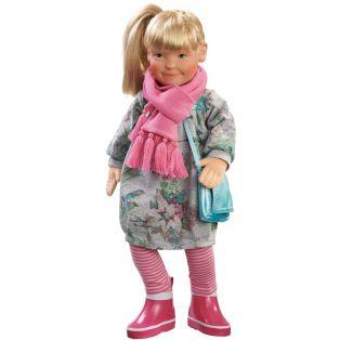 Kathe Kruse Lolle Cecilia Doll 55cm