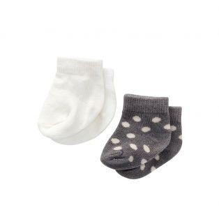 Astrup Doll Socks, 2 Pairs 40-52cm