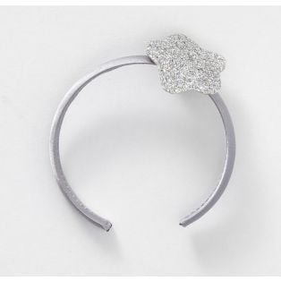 Astrup Doll Head Band Silver
