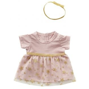 Astrup Tutu Dress With Hairband 46-52cm