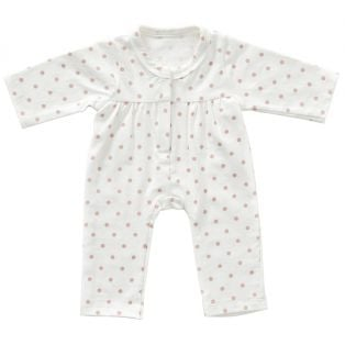 Astrup Romper With Rose Dots 35cm