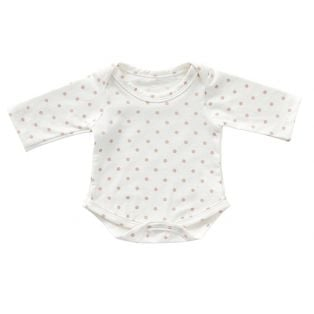 Astrup Bodysuit With Rose Dots 35cm