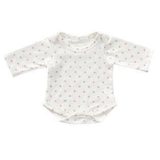 Astrup Bodysuit With Rose Dots 46-52cm