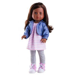 Paola Reina Soy Tu Denim Clothes and Shoes 42cm