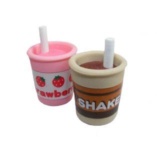 Pack of 2 Milkshakes: Strawberry and Chocolate