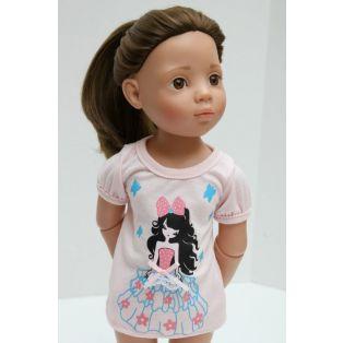 Pink Fairytale T-Shirt 45-50cm