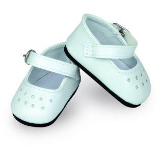 Petitcollin White MINETTE shoes 27 cm