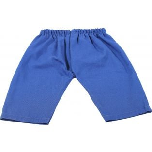 Gotz Trousers with Elasticated Waistband (Blue), XL