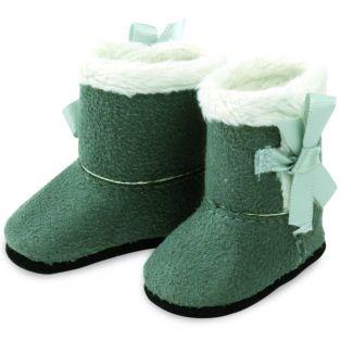 Petitcollin Minouche Grey Boots