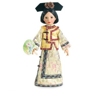 Carpatina Qing Dynasty Outfit