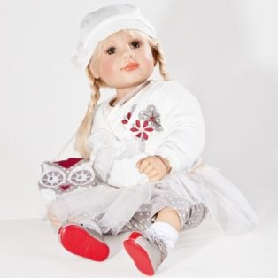 Gotz Artist Doll Marie by Bettine Klemm 56cm