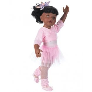 Gotz Hannah at the Ballet (African Doll), XL